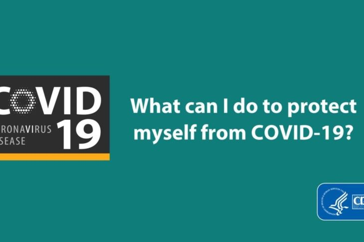 What can I do to protect myself from COVID-19?