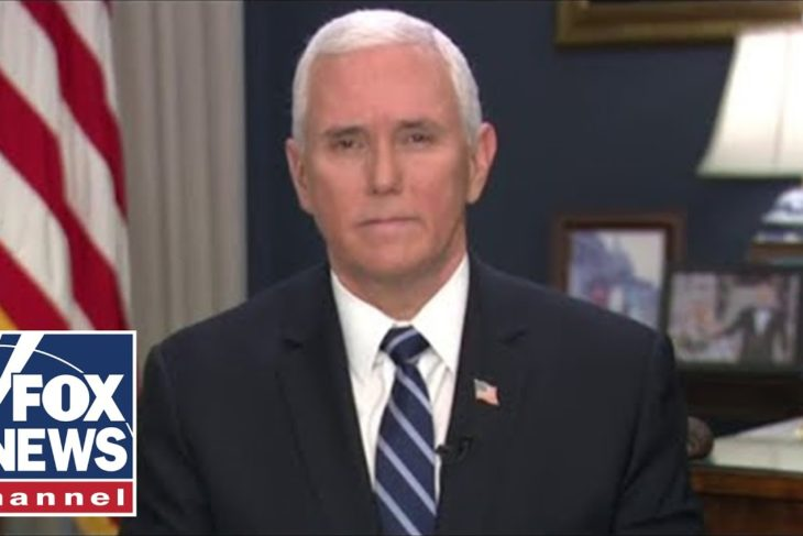 Pence joins 'Fox & Friends' to detail Trump's Europe travel ban