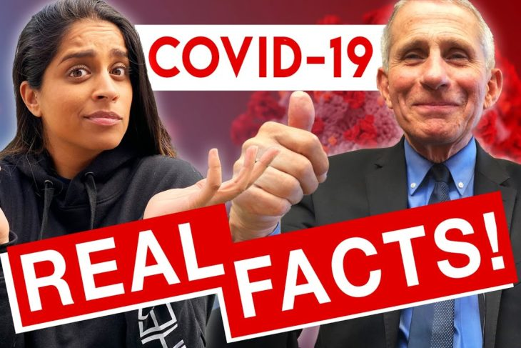Myth-Busting Coronavirus (COVID-19) with Dr. Fauci – Give Back #WithMe
