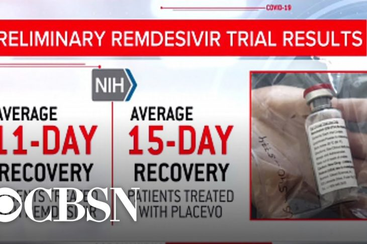 Why Dr. Fauci is optimistic about remdesivir as treatment for COVID-19