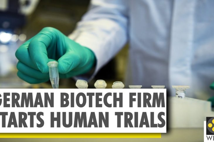 German biotech firm starts human trials of experimental COVID-19 vaccine