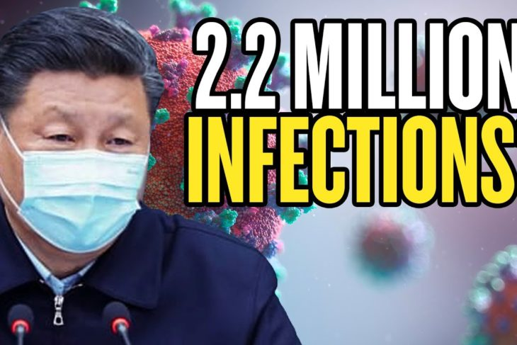 Coronavirus: 2.2 Million Infections in China?