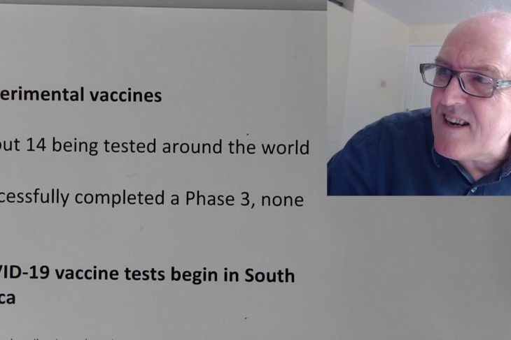 Cov-19 Americas update and vaccine development