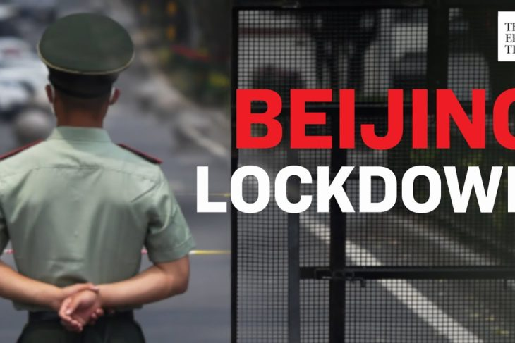 100+ Confirmed CCP Virus Cases in Beijing Leads to Lockdown | CCP Virus | Coronavirus