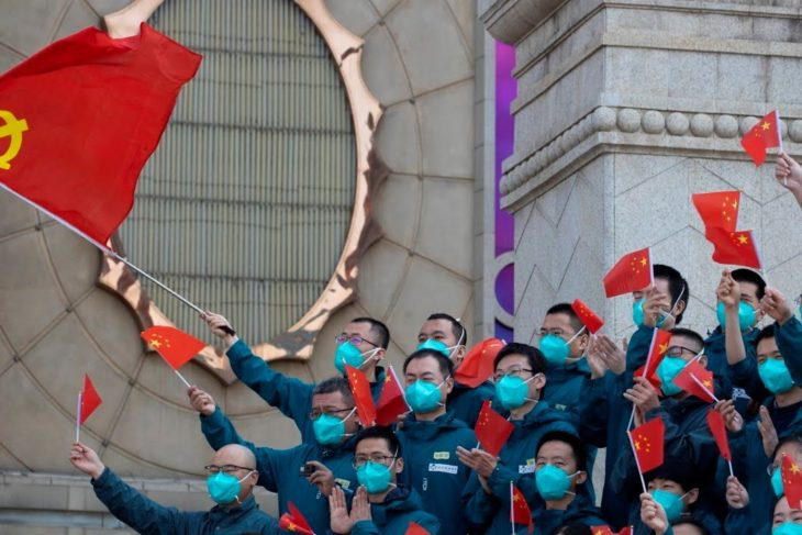 Defected Chinese virologist blows whistle on Communist Party's COVID cover-up