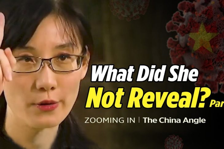 What Did She Not Reveal? Part 1 – China Angle