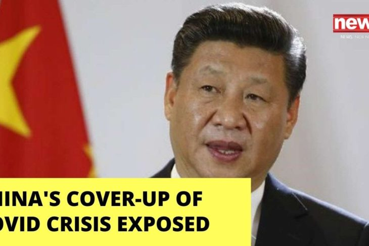 China's cover-up of Covid crisis exposed