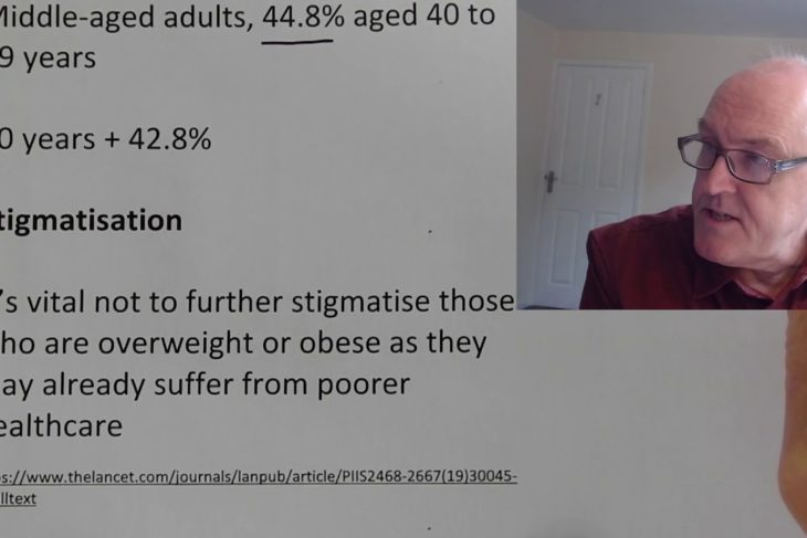 COVID 19 and Obesity