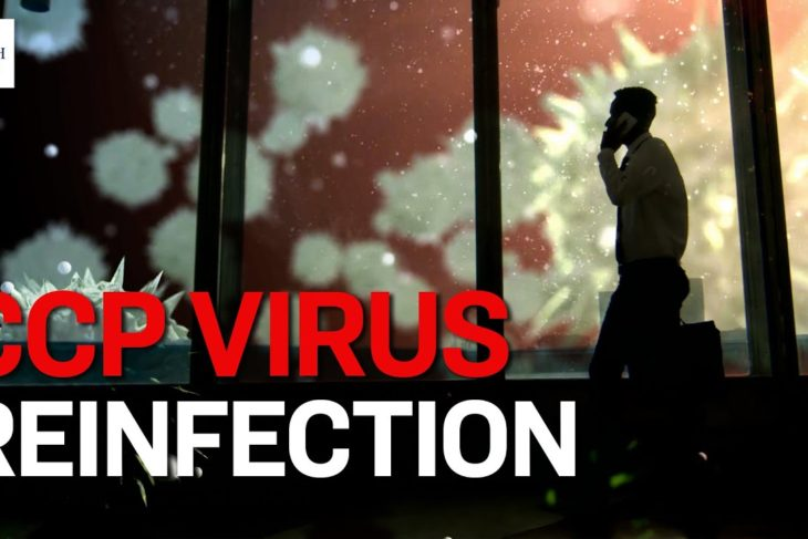 First CCP Virus Reinfection Case Confirmed in Hong Kong