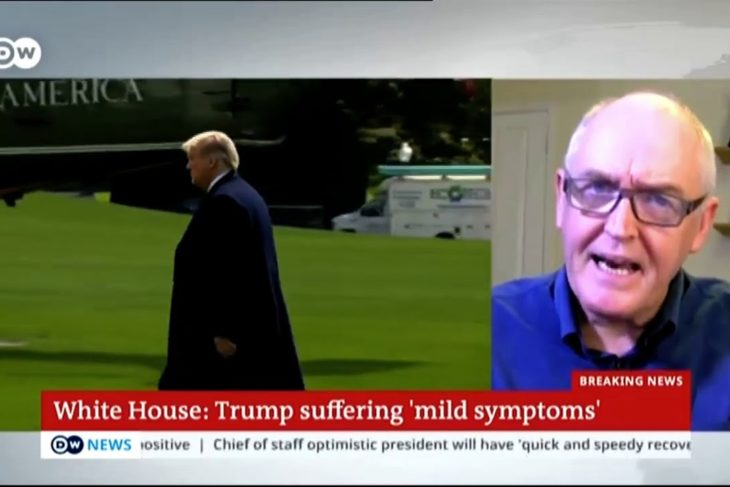 Interview about President Trump