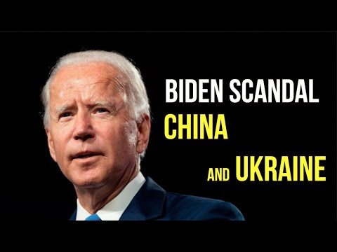 Relation between Biden and China, Ukraine