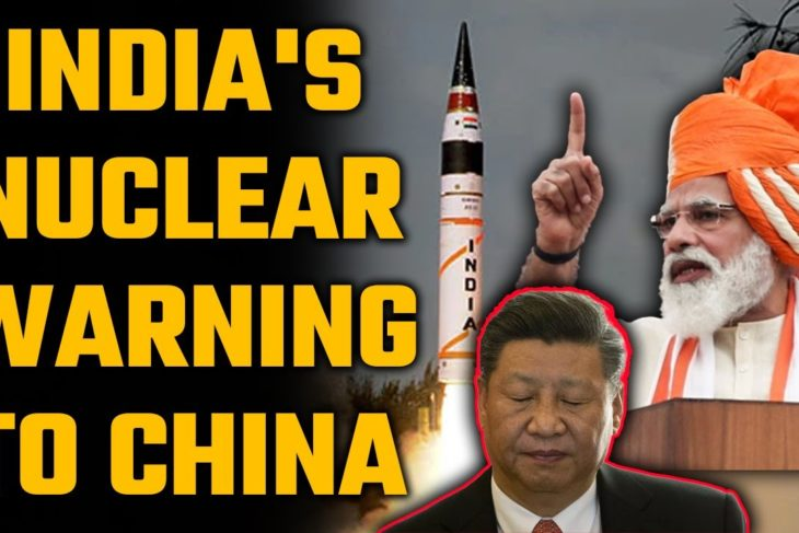 Warning China, India to fast track the deployment of nuclear missile that can hit Beijing