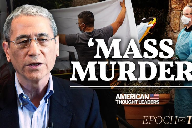 Gordon Chang: Communist China Has Committed 'Mass Murder' of Americans | American Thought Leaders