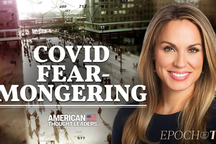 """How COVID Science Was Distorted to Shape Behavior—Dr. Nicole Saphier Talks """"Panic Attack"""""""
