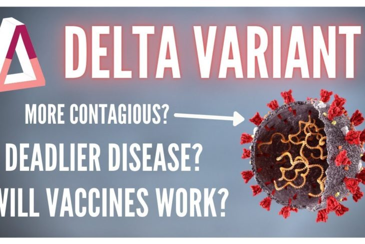 DELTA Variant COVID and Why It's Concerning!