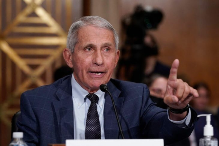 FELON FAUCI? Rand Paul to send letter asking for criminal referral on Dr Anthony Fauci